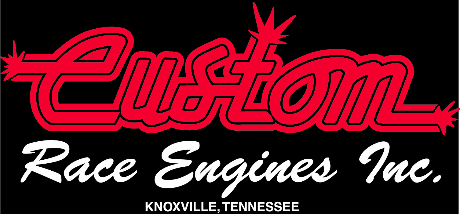 Custom Race Engines Logo
